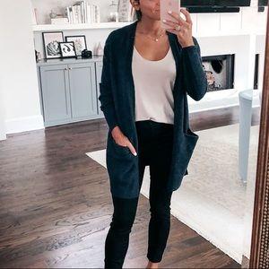 MADEWELL | Ryder oversized cardigan sweater SOFT